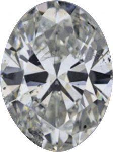 Bow Tie Effect Observed in Diamonds 2