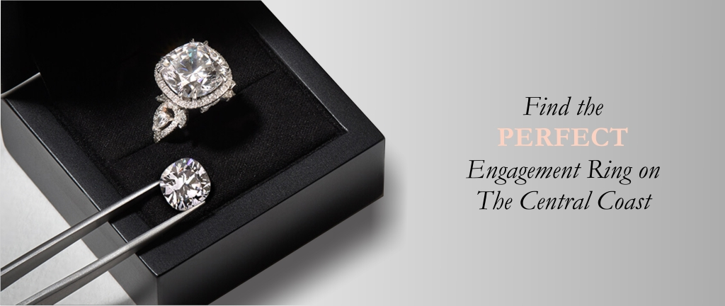 Engagement Rings on the Central Coast