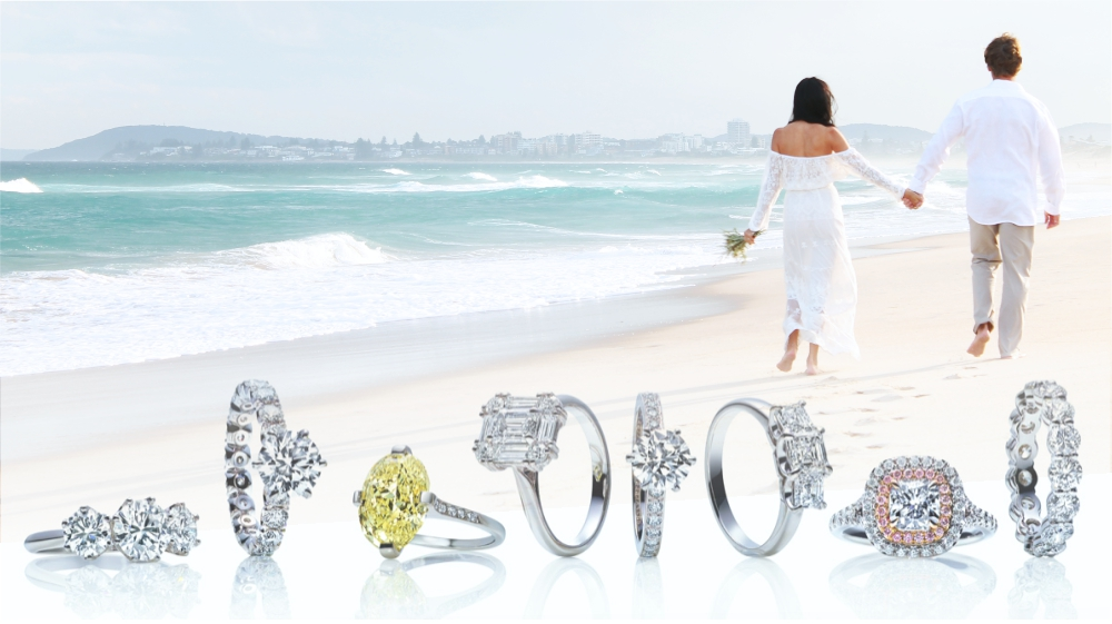 Custom Jewellery on the Central Coast