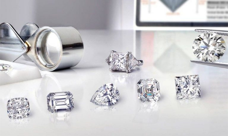 Fancy Cut Natural Diamonds