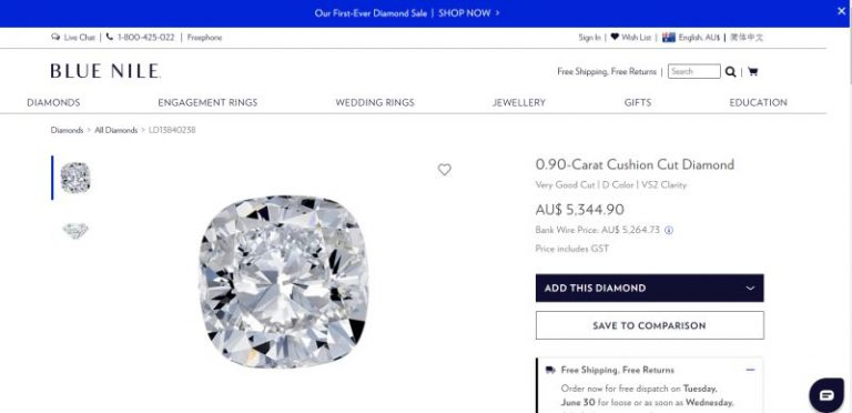 Importing Diamonds or rings into Australia 1