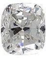 Elongated Cushion Cut Diamond