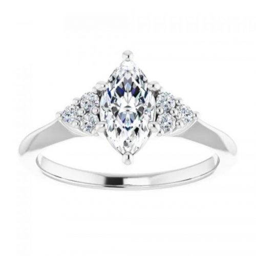 Marquise Engagment RIng